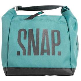 Snap Big Chalk Bag Fleece green